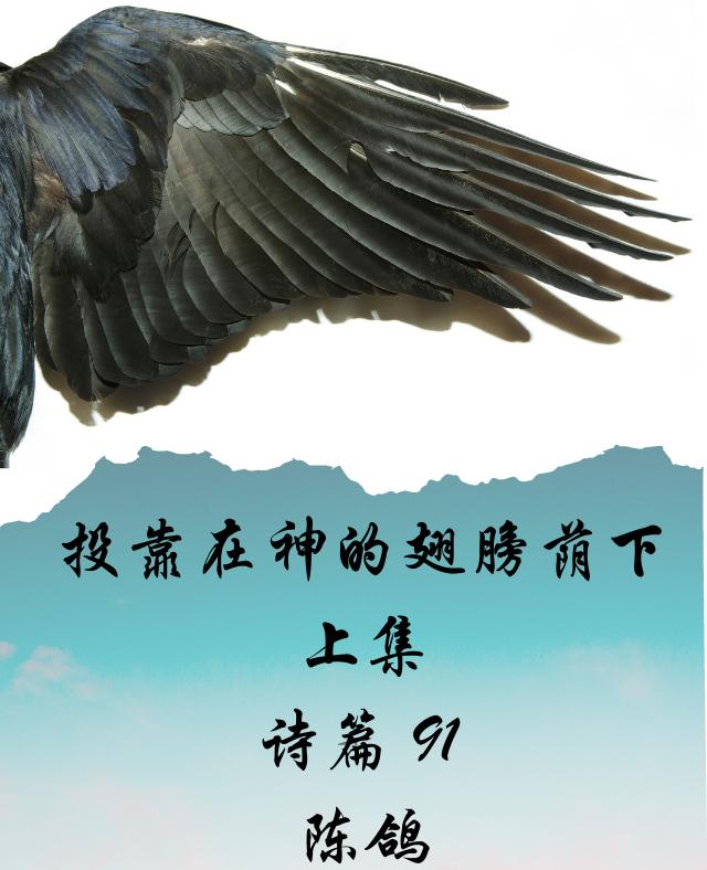 投靠在神的翅膀荫下(上)诗91_2020-4-5