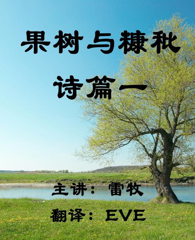 果树与糠秕(诗一)