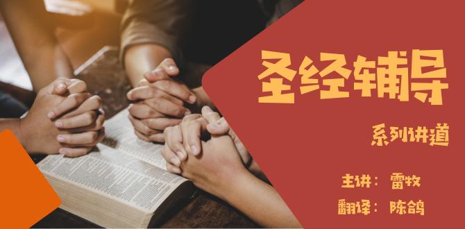圣经辅导系列讲道