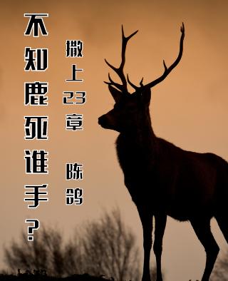 不知鹿死谁手?(撒上23)