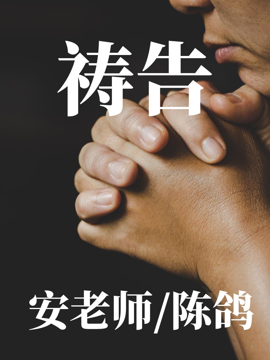 祷告-安老师/陈鸽